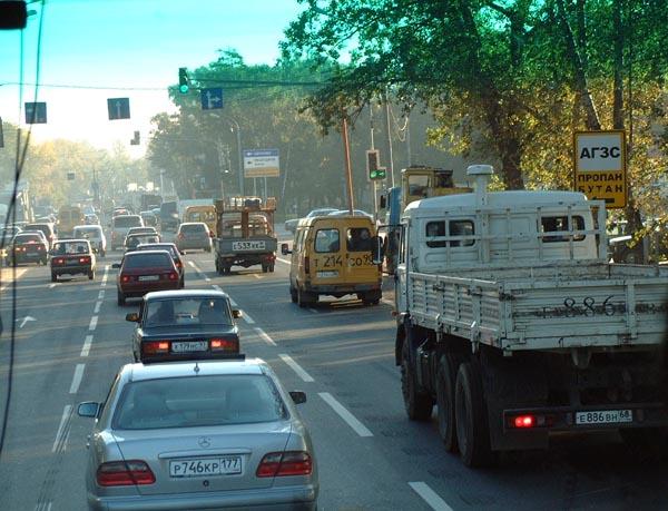 ロシア偵察旅行最終回 モスクワ